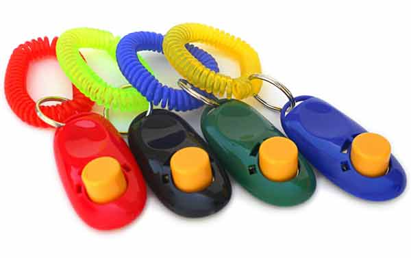dog clickers
