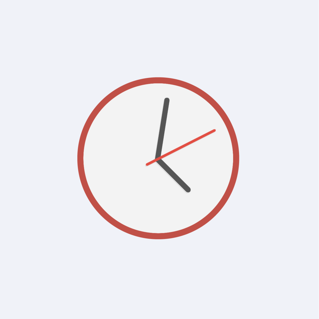 google clock icon by owencm-d5uep5s