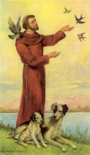 painting-of-st -francis